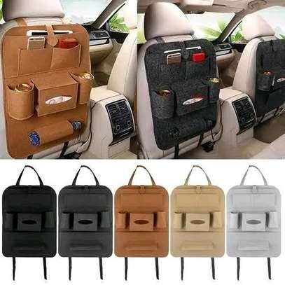 car seat organizer image 1