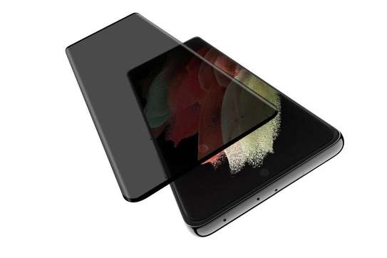UV Privacy Anti-Spy Anti-Peep NANO Liquid Full Glue Tempered Glass For Samsung Note 9 Note 8 image 7