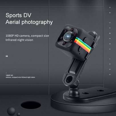 SQ11 Mini Camera HD 1080P Sensor Night Vision image 2