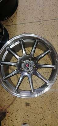 Offset Rims size (18),  for Crown, Subaru, Legacy, Harrier. image 6