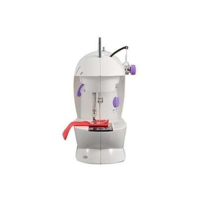 Mini Electric Sewing Machine-domestic image 1