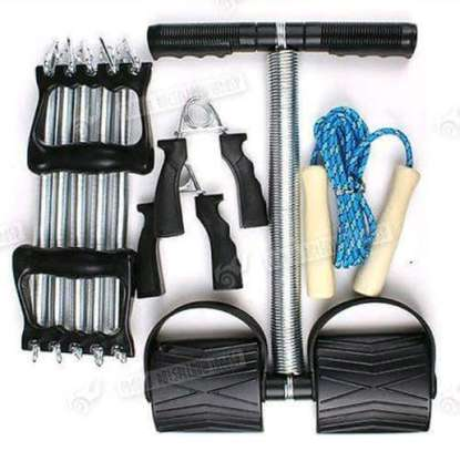 Tummy trimmer set