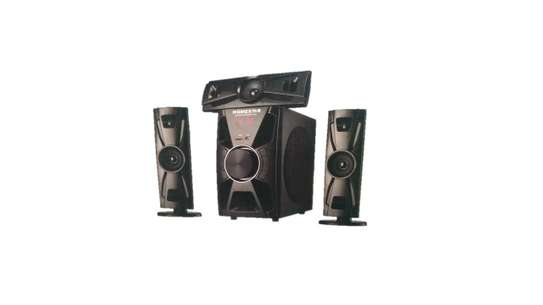 3.1ch Bluetooth enabled speakers 12000w image 2