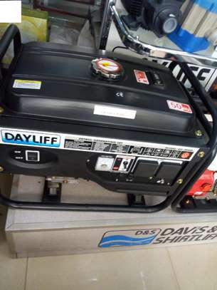 Dayliff Generator DG3000P 2.5KVA image 1