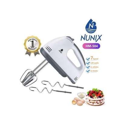 Nunix hand Mixer image 1