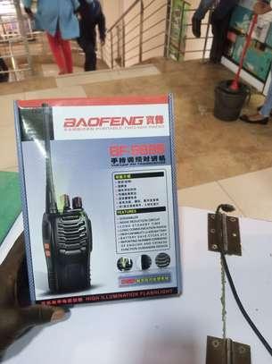 2 way walkie talkie image 1