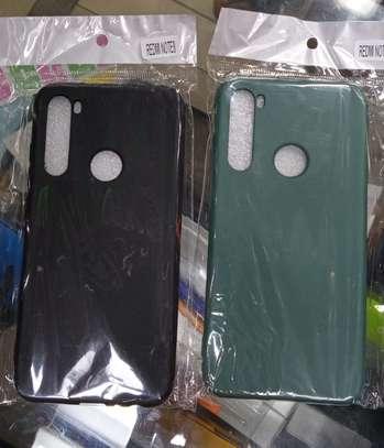Redmi Note 8 silicone case image 1