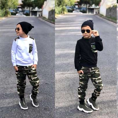 Young boys /kids classy outfits.