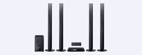 Sony DAV-DZ950 - 5.1Ch DVD Home Theater System - 1000Watts - Black image 1