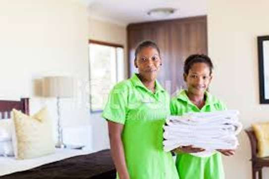 Trained and Vetted Domestic Workers image 1