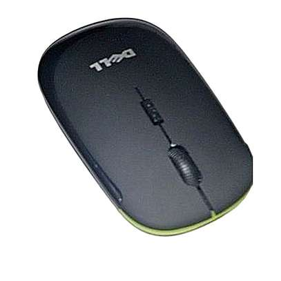 DELL Wireless Dell Mouse - 2.4 Ghz - With USB Receiver - Black