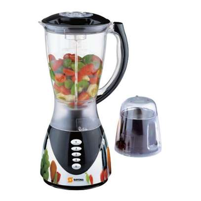 Sayona SB-606 - Blender with Mill & grinder with Metallic & Plastic Base. image 1