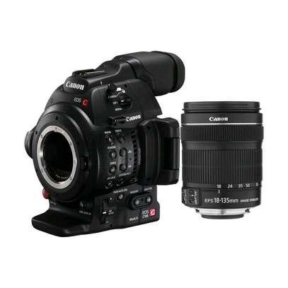 Canon video EOS C100 Mark I camera image 1