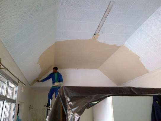 We do Building/Painting/Paving/Roofing/Plumbing/Dry wall/Damp proofing & General Handymen Services image 7
