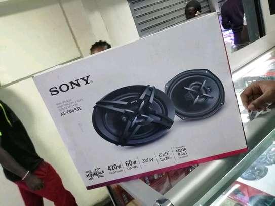 sony speakers image 1