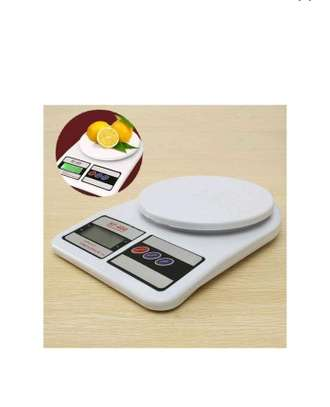 Digital Kitchen Weighing Scale 5kg image 2