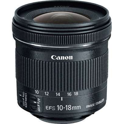 Brand New Canon EF-S 10-18mm f/4.5-5.6 IS STM Lens at Shop