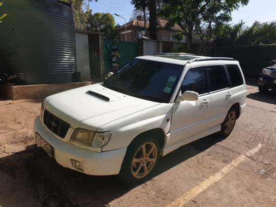 Turbo Subaru forester