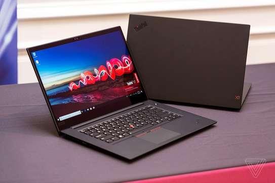 Super powerful Lenovo x1 carbon core i7 + 1TB external mini disk for free image 1