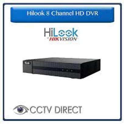 Hilook 8 Channels DVR Machine.. image 2