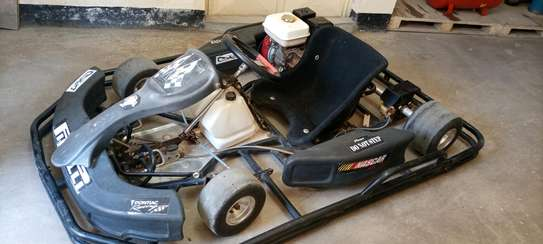 Nascar cart racing image 1