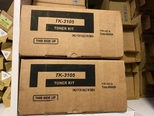 High quality tk 3105 Kyocera 3040 toners image 1