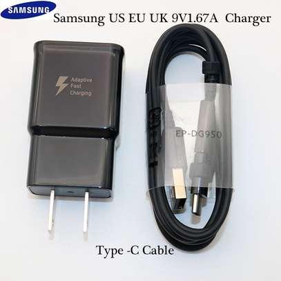 Samsung galaxy s10 travel adapter image 1