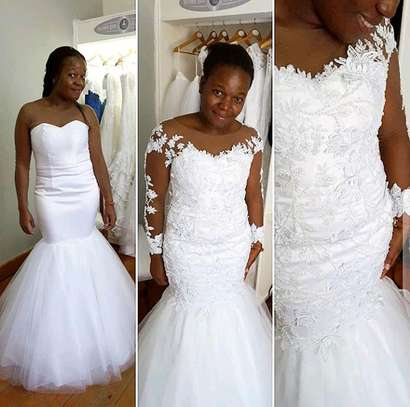 wedding gown image 1