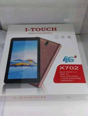 Itouch tablet X702 image 1