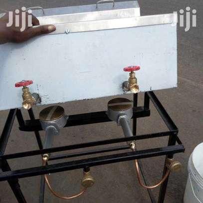 Gas Fryer(Double) image 2