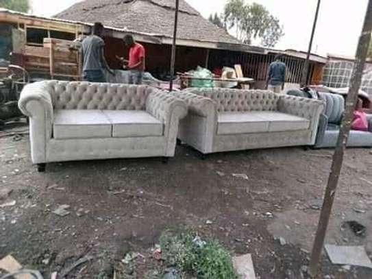 Elegant Classic Quality 5 Seater Sofa image 1