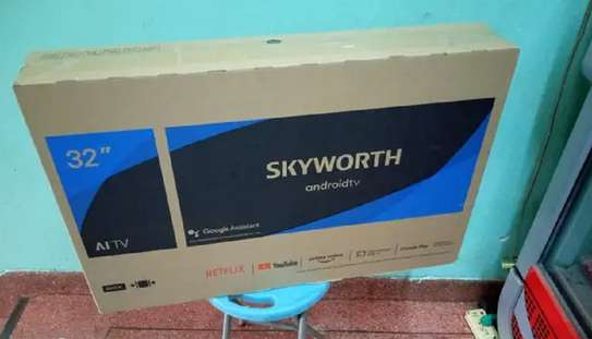 32 Inch Skyworth Smart Android Digital image 1