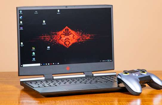 Hp omen 8th gen with nvidia graphics 1070 gtx image 2