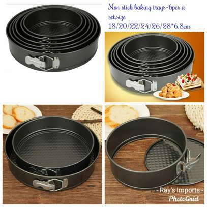 Baking tins image 1