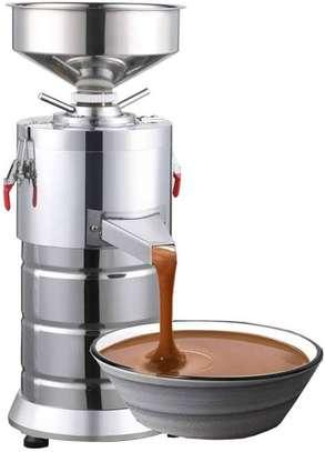 Commercial Peanut Butter Maker Machine Electric Sesame Maker, Electric Nut Butter Mill Grinding Grinder Machine image 6
