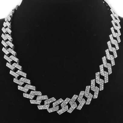 ICED OUT CUBAN LINK CHAINS image 2