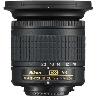 Nikon AF-P DX NIKKOR 10-20mm f/4.5-5.6G VR Lens image 1
