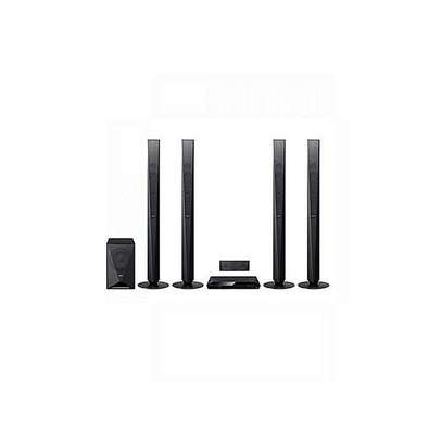 SONY DAV-DZ950 HOME THEATRE SYSTEM 4TALLBOYS 1,000 WATTS image 1
