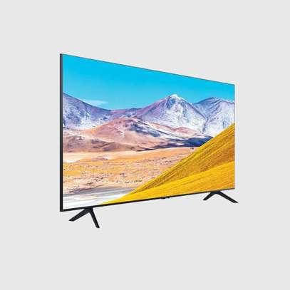 Samsung 55″ Crystal UHD 4K Smart TV – 55TU8000 (2020)+1 year warranty +New sealed image 1