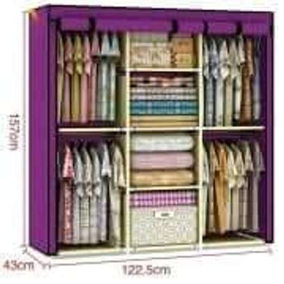 Portable Clothes Set Wardrobes image 5