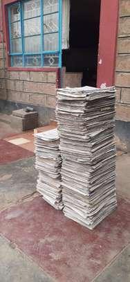 We Buy Old Newspapers(a kilo ksh 50) image 9