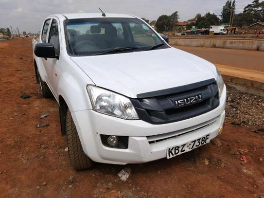 Isuzu D-Max 2014 Quick Sale