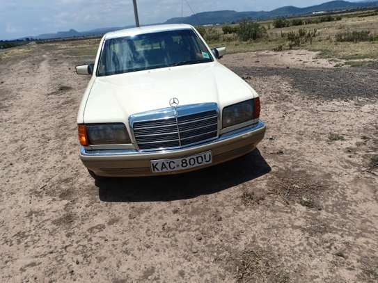 Mercedes w126 for sale image 6