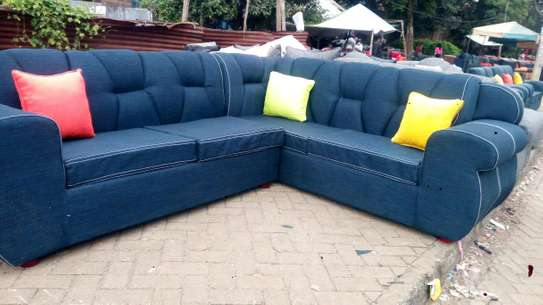 Readily available 7-seater sofa image 1