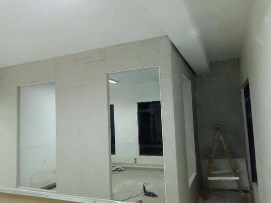 INTERIOR DESIGN, PARTITIONS & CONSTRUCTION