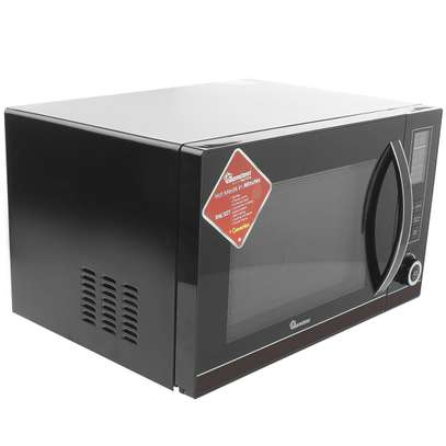RAMTONS 30 LITERS CONVECTION MICROWAVE BLACK- RM/327 image 2