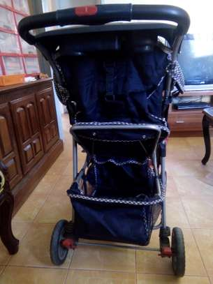 baby foldable stroller image 3