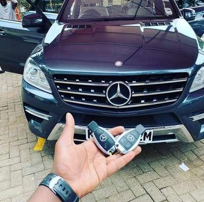 Mercedes  key Duplication image 1