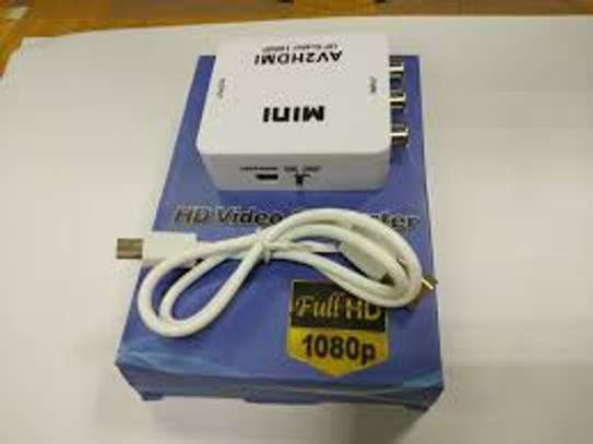 (HDMI To RCA) Converter image 2