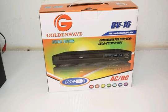 Golden dvd player image 1